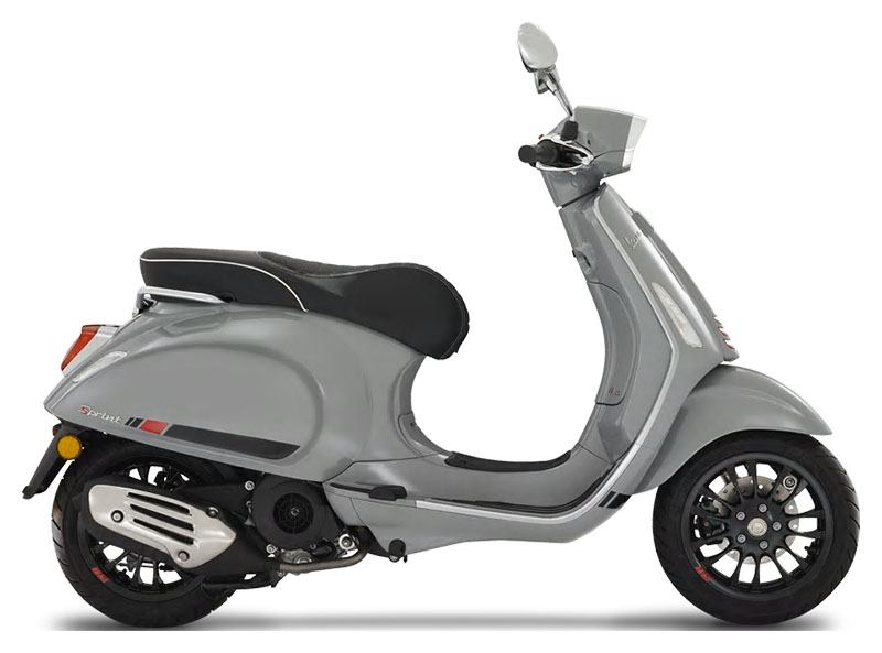 2019 Vespa Sprint 150 Sport in Shelbyville, Indiana