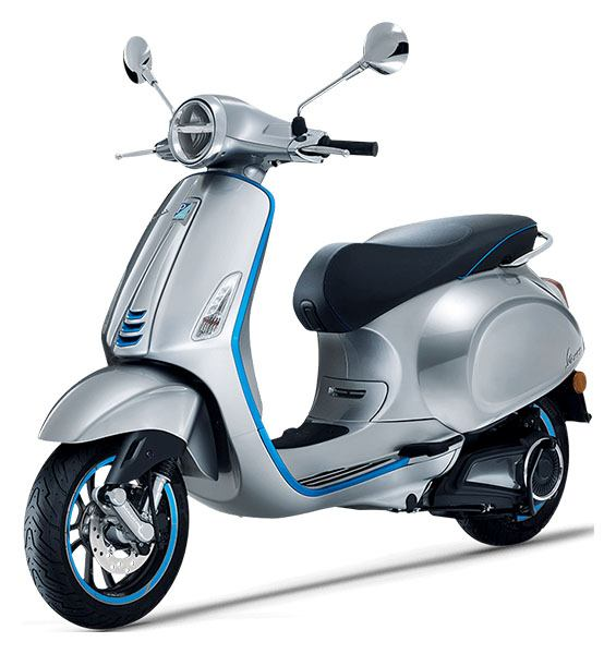 2019 Vespa Vespa Elettrica in Saint Charles, Illinois - Photo 2