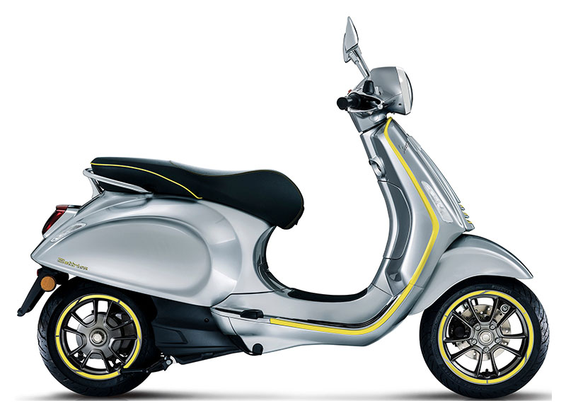 2021 Vespa Elettrica 45 MPH in Bellevue, Washington