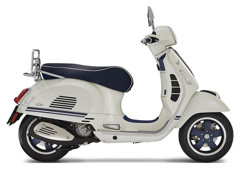 2020 Vespa GTS 300 HPE Yacht Club in Ferndale, Washington