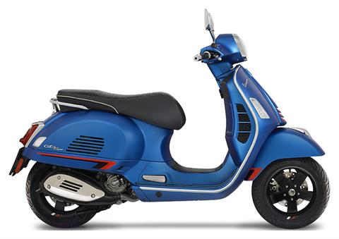 2020 Vespa GTS Supersport 300 HPE in Marina Del Rey, California