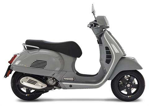 2020 Vespa GTS Supertech 300 HPE in Bellevue, Washington