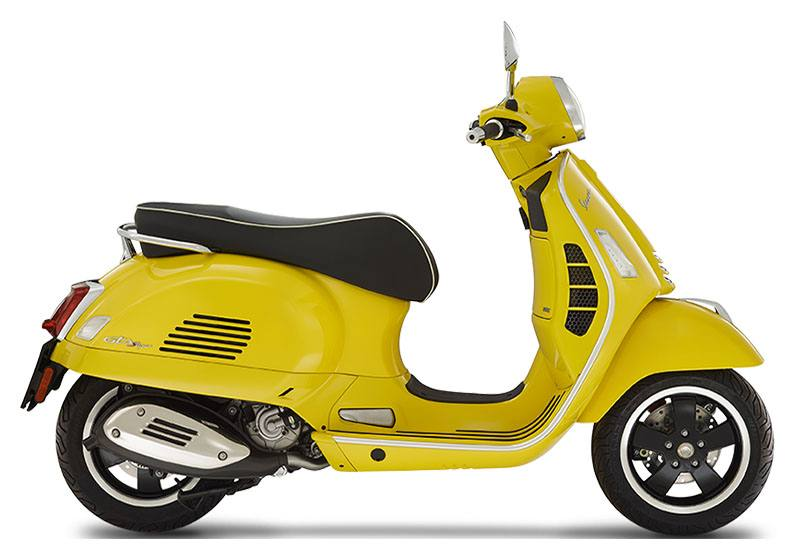 2020 Vespa GTS Super 300 HPE in Ferndale, Washington