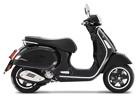 2020 Vespa GTS Super 300 HPE in Bellevue, Washington