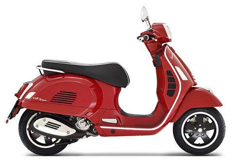 2020 Vespa GTS Super 300 HPE in Shelbyville, Indiana