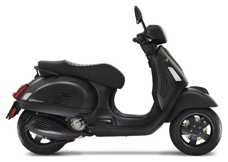 2020 Vespa GTS Super 300 Notte in Greensboro, North Carolina