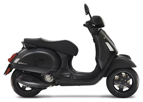 2020 Vespa GTS Super 300 Notte in Neptune, New Jersey