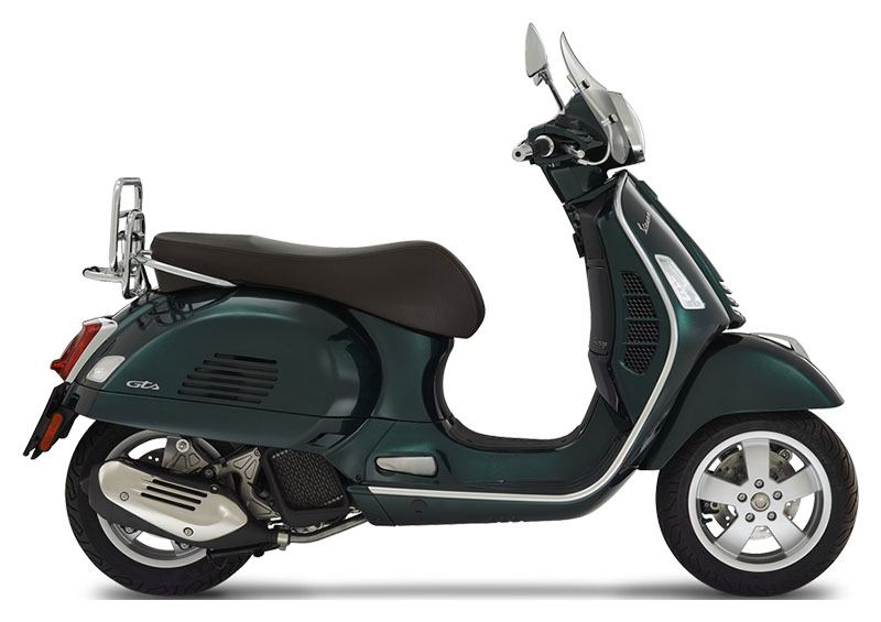 2020 Vespa GTS Touring 300 HPE in Albuquerque, New Mexico