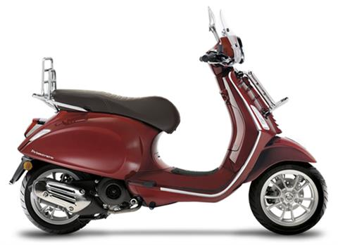 2020 Vespa Primavera 150 Touring in Downers Grove, Illinois