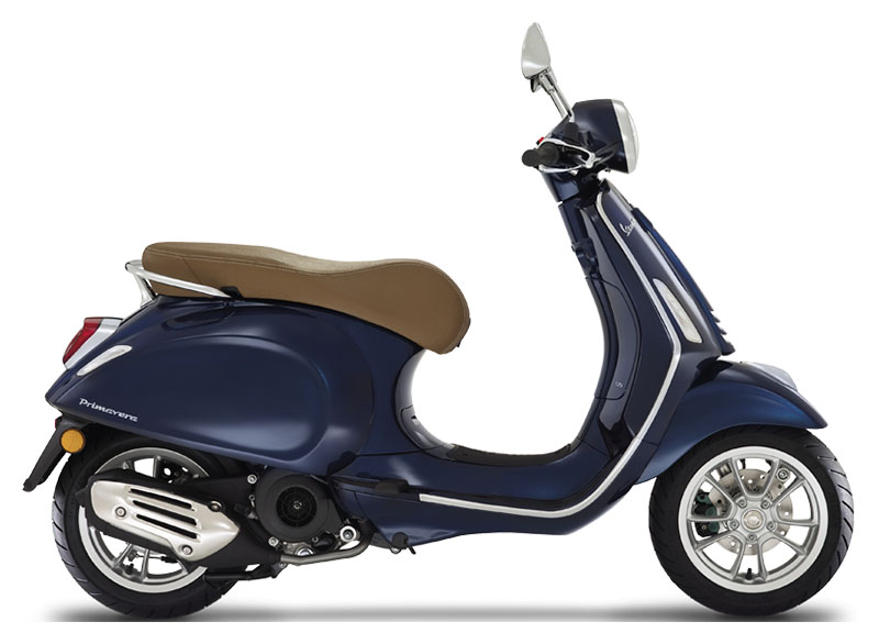 2020 Vespa Primavera 50 Limited Speed in Downers Grove, Illinois