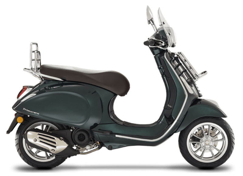 2020 Vespa Primavera 50 Touring in Downers Grove, Illinois