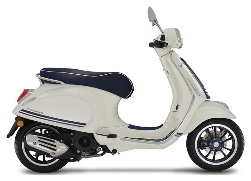 2020 Vespa Primavera 50 Yacht Club in Shelbyville, Indiana