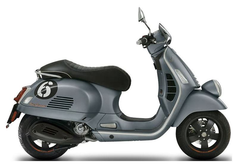 2020 Vespa Sei Giorni 300 HPE in Plano, Texas - Photo 1