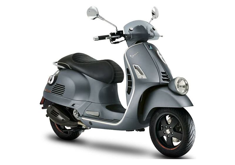 2020 Vespa Sei Giorni 300 HPE in Marina Del Rey, California - Photo 2