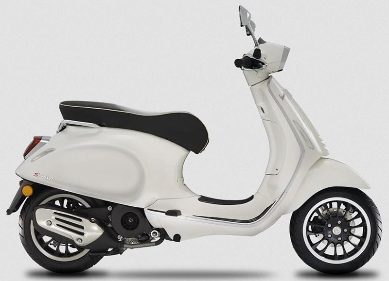 2020 Vespa Sprint 150 in Shelbyville, Indiana
