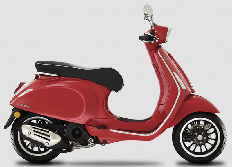 2020 Vespa Sprint 150 in Oakland, California