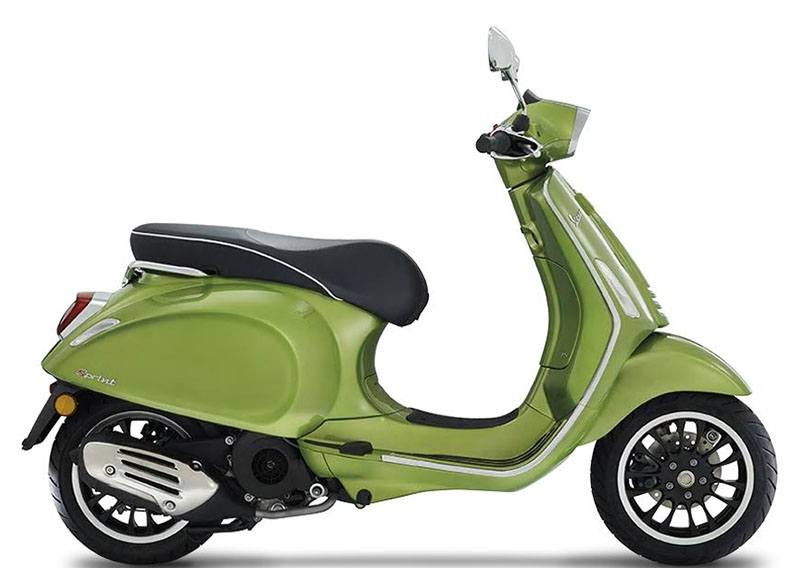 2020 Vespa Sprint 50 Limited Speed in Columbus, Ohio