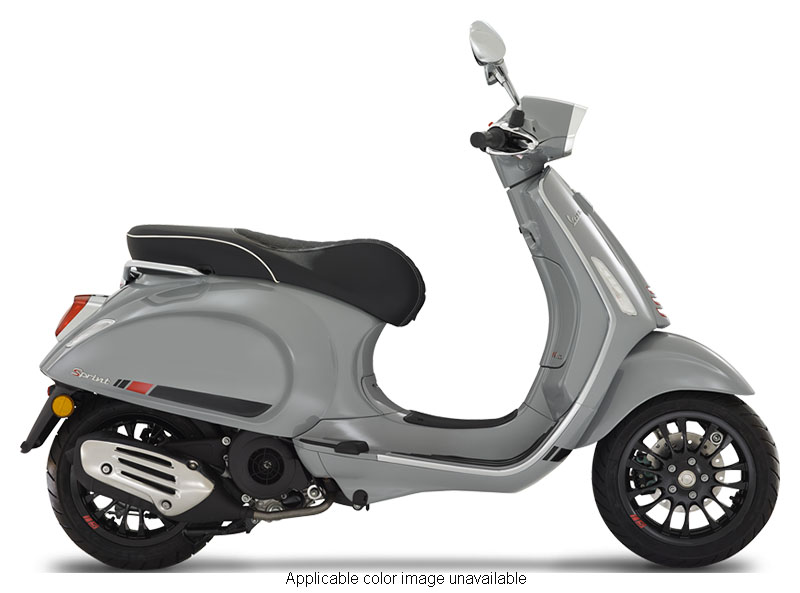 2020 Vespa Sprint S 50 in New Haven, Connecticut