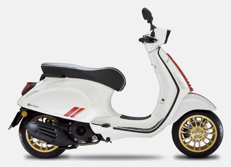 2020 Vespa Sprint Racing Sixties 150 in Shelbyville, Indiana