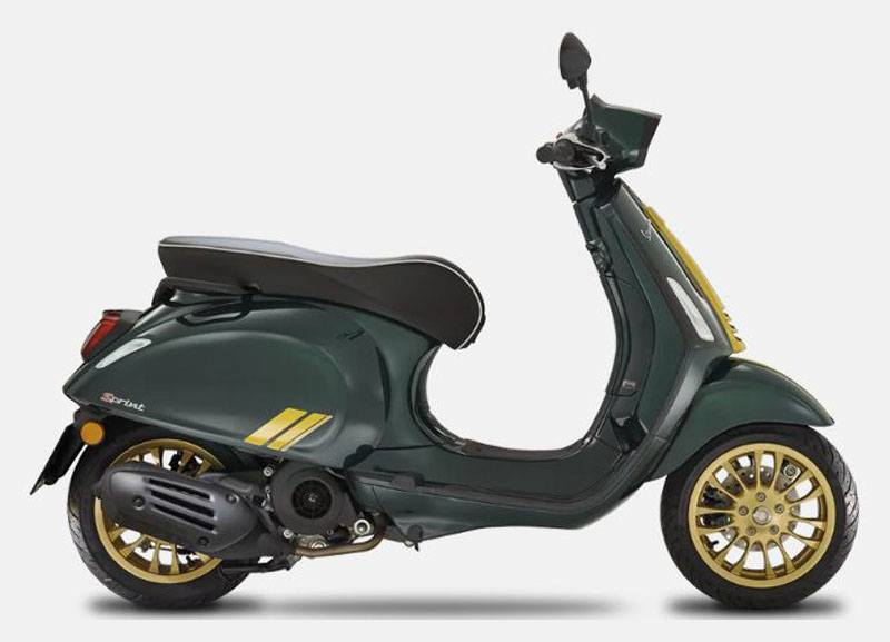 2020 Vespa Sprint Racing Sixties 50 in Shelbyville, Indiana