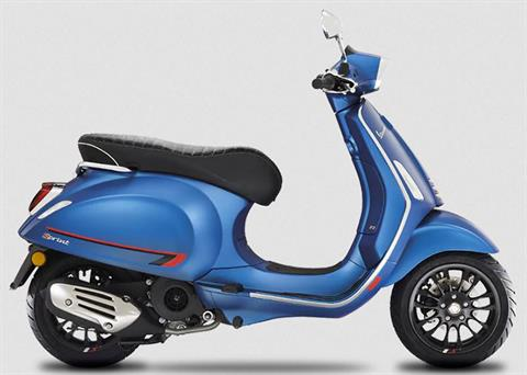 2020 Vespa Sprint S 150 in Elk Grove, California