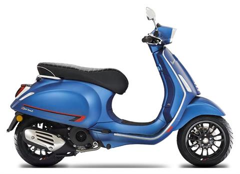 2020 Vespa Sprint 150 Sport in Woodstock, Illinois