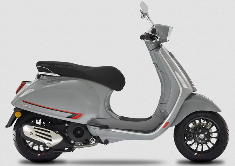2020 Vespa Sprint S 150 in Albuquerque, New Mexico