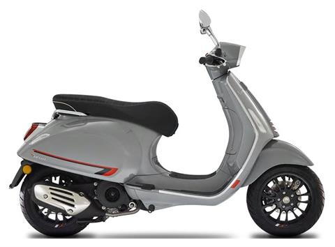 2020 Vespa Sprint 150 Sport in Francis Creek, Wisconsin