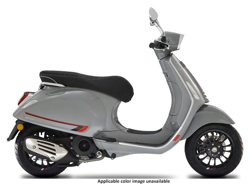 2020 Vespa Sprint 150 Sport in Saint Louis, Missouri