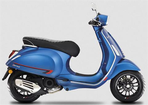 2020 Vespa Sprint S 50 in Woodstock, Illinois