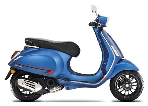 2020 Vespa Sprint 50 Sport in Shelbyville, Indiana