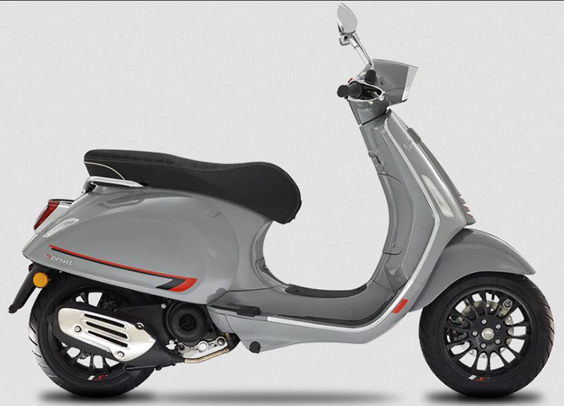 2020 Vespa Sprint S 50 in Neptune, New Jersey