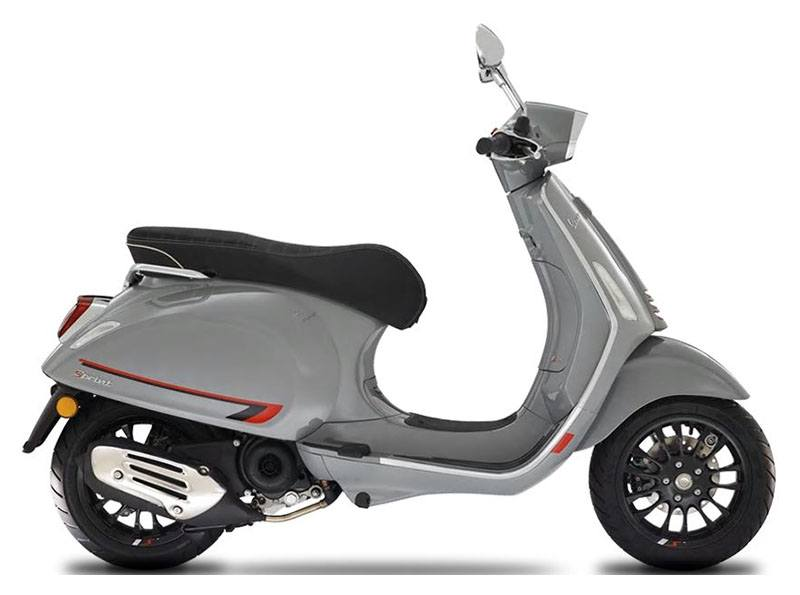 2020 Vespa Sprint 50 Sport in Downers Grove, Illinois