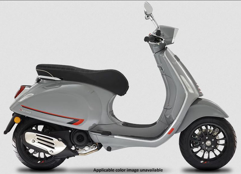 2020 Vespa Sprint S 50 in Greensboro, North Carolina