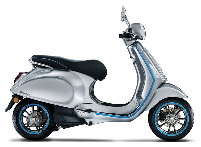2020 Vespa Elettrica 30 MPH in Bellevue, Washington - Photo 1