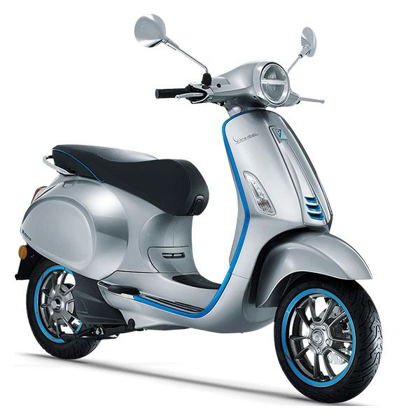 2020 Vespa Elettrica 30 MPH in Elk Grove, California - Photo 12
