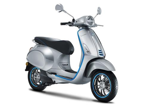 2021 Vespa Elettrica 30 MPH in Marietta, Georgia - Photo 2