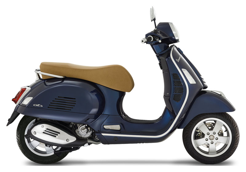 2021 Vespa GTS 300 HPE in Pelham, Alabama