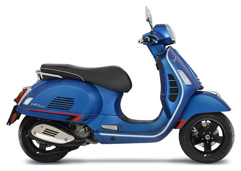 2021 Vespa GTS Supersport 300 HPE in Shelbyville, Indiana