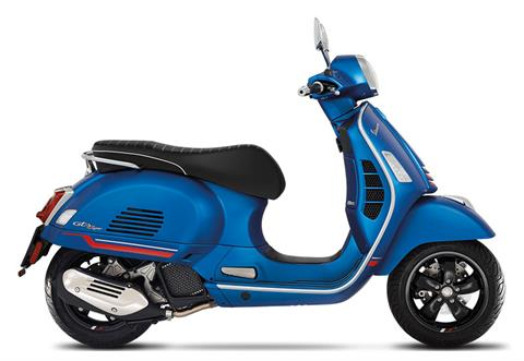 2021 Vespa GTS Supersport 300 HPE in Muskego, Wisconsin