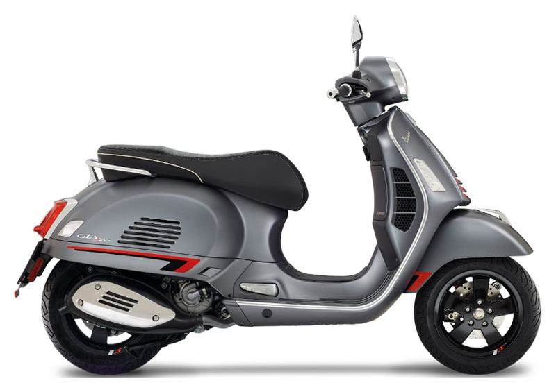 2021 Vespa GTS Supersport 300 HPE in Downers Grove, Illinois