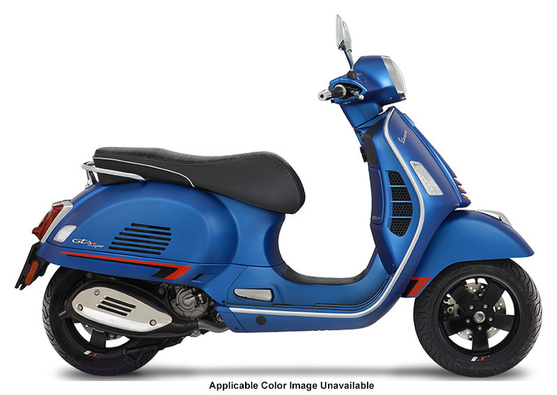 2021 Vespa GTS Supersport 300 HPE in Ferndale, Washington