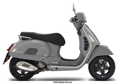 2021 Vespa GTS Supertech 300 HPE in Bellevue, Washington
