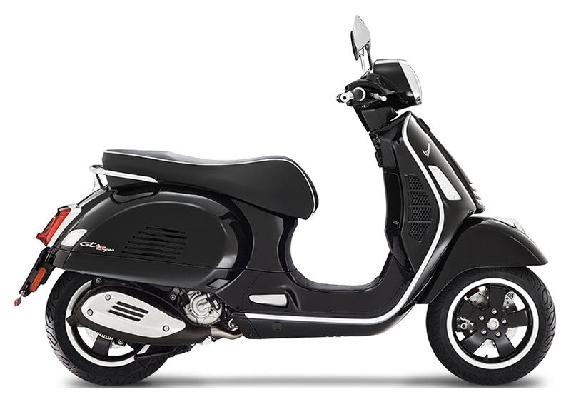 2021 Vespa GTS Super 300 HPE in Muskego, Wisconsin