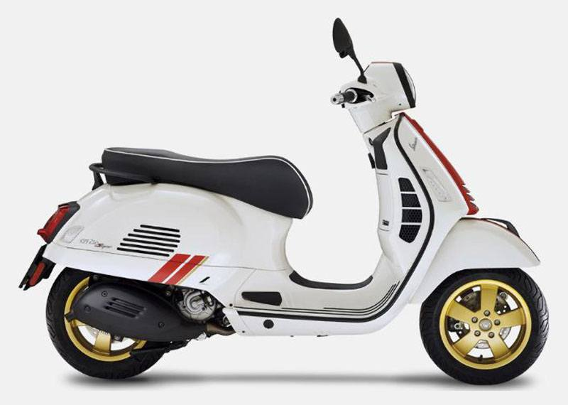2020 Vespa GTS Super Racing Sixties 300 HPE in Pelham, Alabama