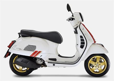2020 Vespa GTS Super Racing Sixties 300 HPE in Plano, Texas
