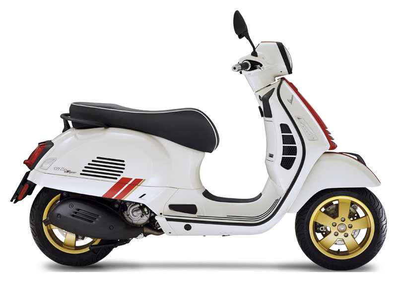 2021 Vespa GTS Super Racing Sixties 300 HPE in Bellevue, Washington