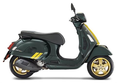 2021 Vespa GTS Super Racing Sixties 300 HPE in Bellevue, Washington - Photo 10