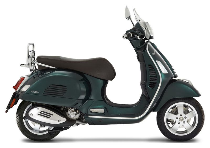 2021 Vespa GTS Touring 300 HPE in Plano, Texas