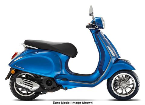 2021 Vespa Primavera 150 Sport in Bellevue, Washington